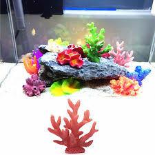 fresh water aquarium artificial corals ebay