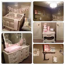 Baby Girls Nursery Baby Nursery Tan And Cream Nursery Pink Nursery Baby Love