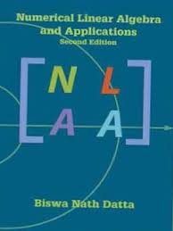 numerical linear algebra and applications second edition matrix