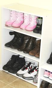 taming shoe clutter a simple shoe organizing solution u2013 at home