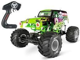 rc monster jam trucks 1 10 grave digger 4wd monster jam ready to run rc truck