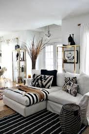Black And White Interior Design Bedroom 48 Black And White Living Room Ideas Decoholic