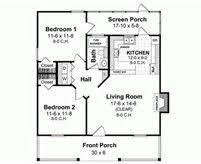 House Plans Under 800 Square Feet by 308 Best Plans Images On Pinterest Floor Plans Architecture And