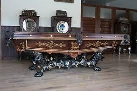 brunswick monarch pool table brunswick monarch antique pool table ebay