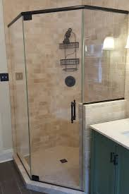 Angled Shower Doors Neo Angle Enclosures Shower Door Experts