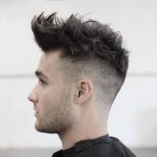 textured top faded sides 49 new hairstyles for men for 2018
