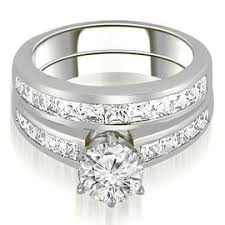 set ring bridal jewelry sets shop the best wedding ring sets deals for