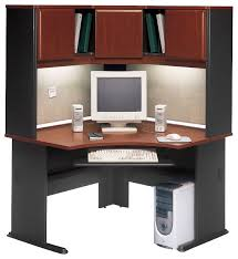 cherry desk with hutch computer desk hutch onsingularity com