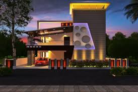 Modern Elevation Indian Best Front Elevation Designs
