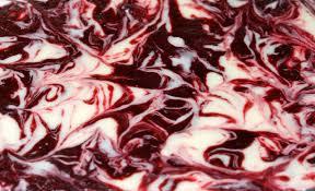 red velvet oreo cheesecake