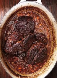 cuisiner du paleron de boeuf boeuf braisé au vin ricardo