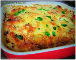recette de cuisine alg駻ienne gratins gratin de poisson aux legumes le cuisine de samar