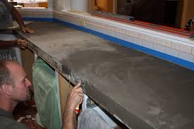 cement countertops pros and cons cement countertops pros and cons
