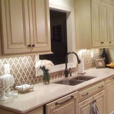 wallpaper backsplash kitchen gorgeous kitchen wallpaper backsplas washable wallpaper for