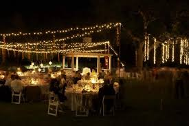 Wedding In Backyard by Triyae Com U003d Backyard Wedding At Night Various Design