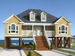 Low Country Or Beach Home Plan RC Architectural Designs - Low country home designs