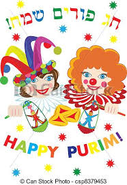 purim picture cheerful of purim vectors search clip