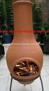 Large Terracotta Chiminea Clay Chiminea Stove Buy Clay Chiminea Stove Clay Outdoor Stove