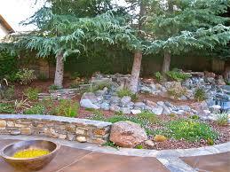 best rock garden design red volcanic for rock garden design