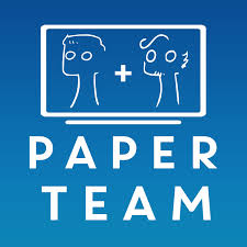 what is writing paper paper team weekly podcast about tv writing tv calling paper team