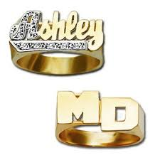 name rings for name rings personalized boutique inc