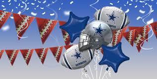 nfl dallas cowboys party supplies decorations u0026 party favors