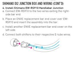 how to wire up new bar end junction a for di2 ew rs910 page 11