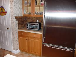 Brick Tile Backsplash Kitchen Kitchen Cool Backsplash Range Backsplash Wood Kitchen Backsplash