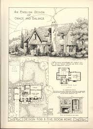 unique storybook cottage house plans inspirational house plan