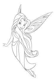 disney fairies coloring pages silvermist best coloring page 2017