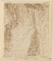 Yuma Arizona Map by