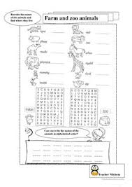 12 free esl alphabetical order worksheets
