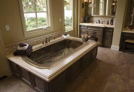 bathroom spas piscina drop in tub with storage