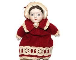 doll ornament etsy