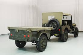willys quad 1951 willys m38 jeep hyman ltd classic cars