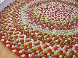 How To Make Handmade Rugs The 25 Best Round Braided Rugs Ideas On Pinterest Braided Rug