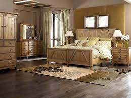 bedroom diy rustic ideas gray painted wood nightstand table modern