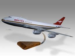 boeing 747 200 qantas old livery model private u0026 civilian 199 5