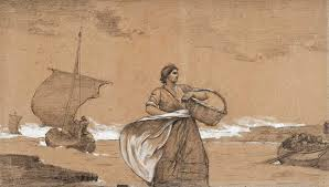 winslow homer and the poetics of place by thomas denenberg from