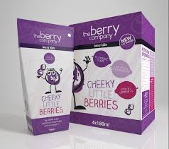 Little Berry The Berry Company Launches Its First Kids U0027 Drinks Range Into The