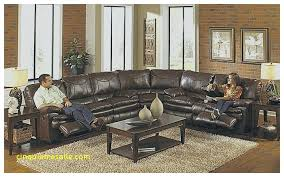 leather sectional sofa recliner small black leather reclining