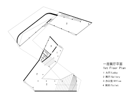 Art Gallery Floor Plan by Ordos Art Gallery By Dna