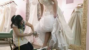 wedding dress alterations things to about wedding gown alterations perfectly planned
