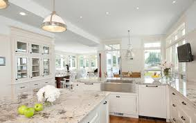 white or off white kitchen cabinets granite counters jackson stoneworks blog