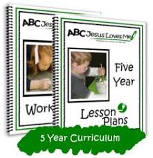 abc jesus loves me free christian curriculum for 2yrs 5 yrs