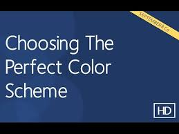 website color schemes 2017 how to choose a perfect color scheme for your website app or ui