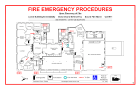 100 evacuation floor plan sample hospital disaster plan