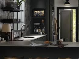 efficiency kitchen ideas efficiency in the kitchen begins with geometry kohler ideas