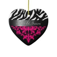 zebra print tree decorations new year info 2018