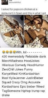 Chicken Meme Jokes - 25 best memes about popcorn chicken popcorn chicken memes